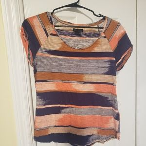 Lucky Brand Multicolored Top